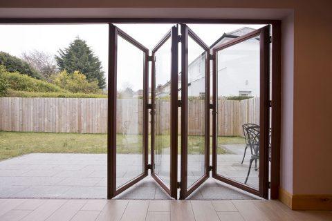 Aluminium Bifolding Doors Cambridge